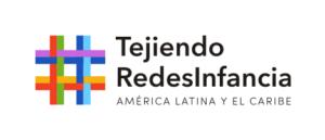 Logo Tejiendo Redes Infancia